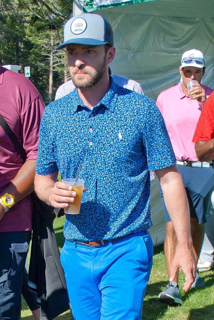 Justin Timberlake hayranını affetmedi