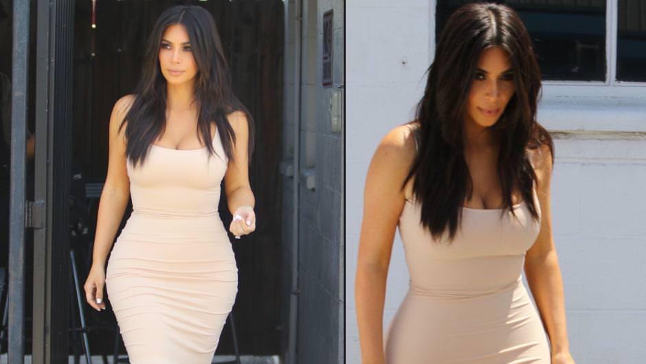 Kim Kardashian amacına ulaştı
