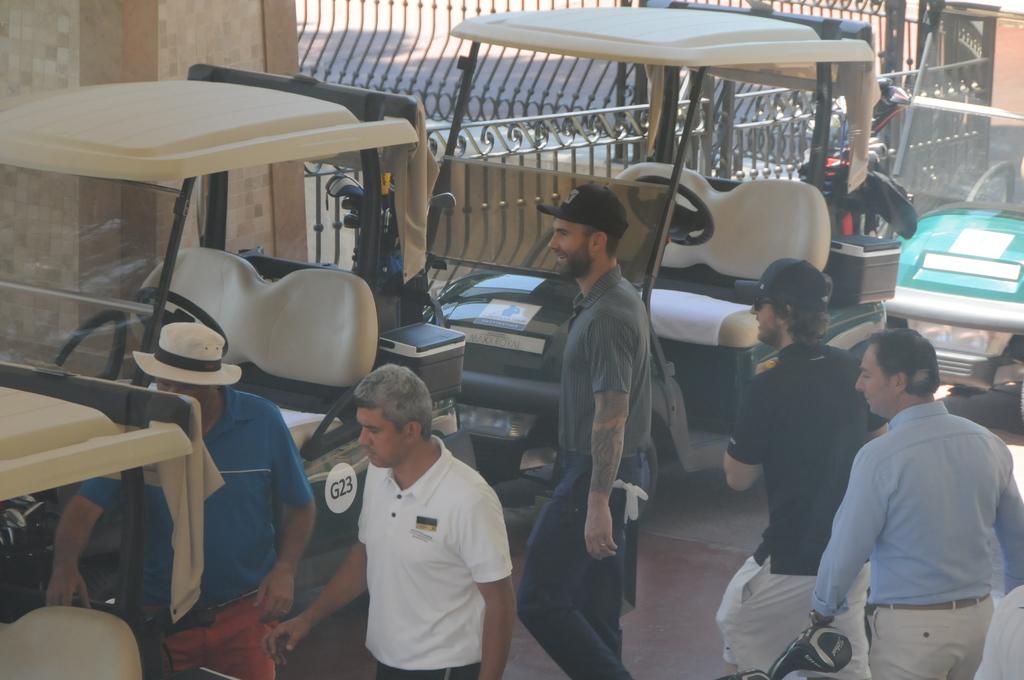 Maroon 5, Türk kahvesine ve lokumuna hayran kaldı