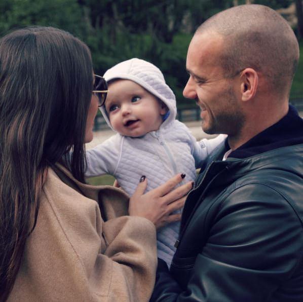 Minik Sneijder'ın büyük hayran kitlesi