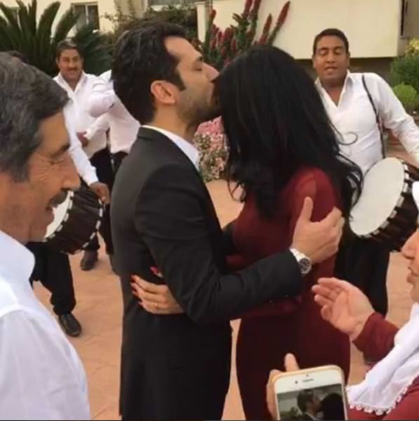Murat Yıldırım ile İmane Elbani düğün tarihini açıkladı