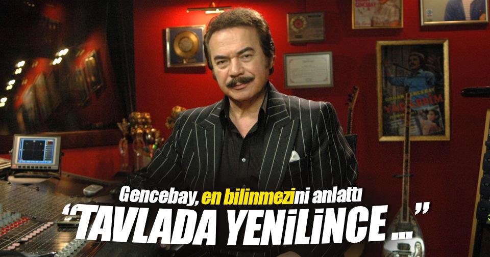 Orhan Gencebay: Tavlada yenilince şarkıcı oldum