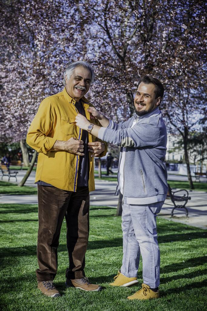 Oyuncu Osman Alkaş: Tatile gitmiştim ve savaşa katılmak zorunda kaldım