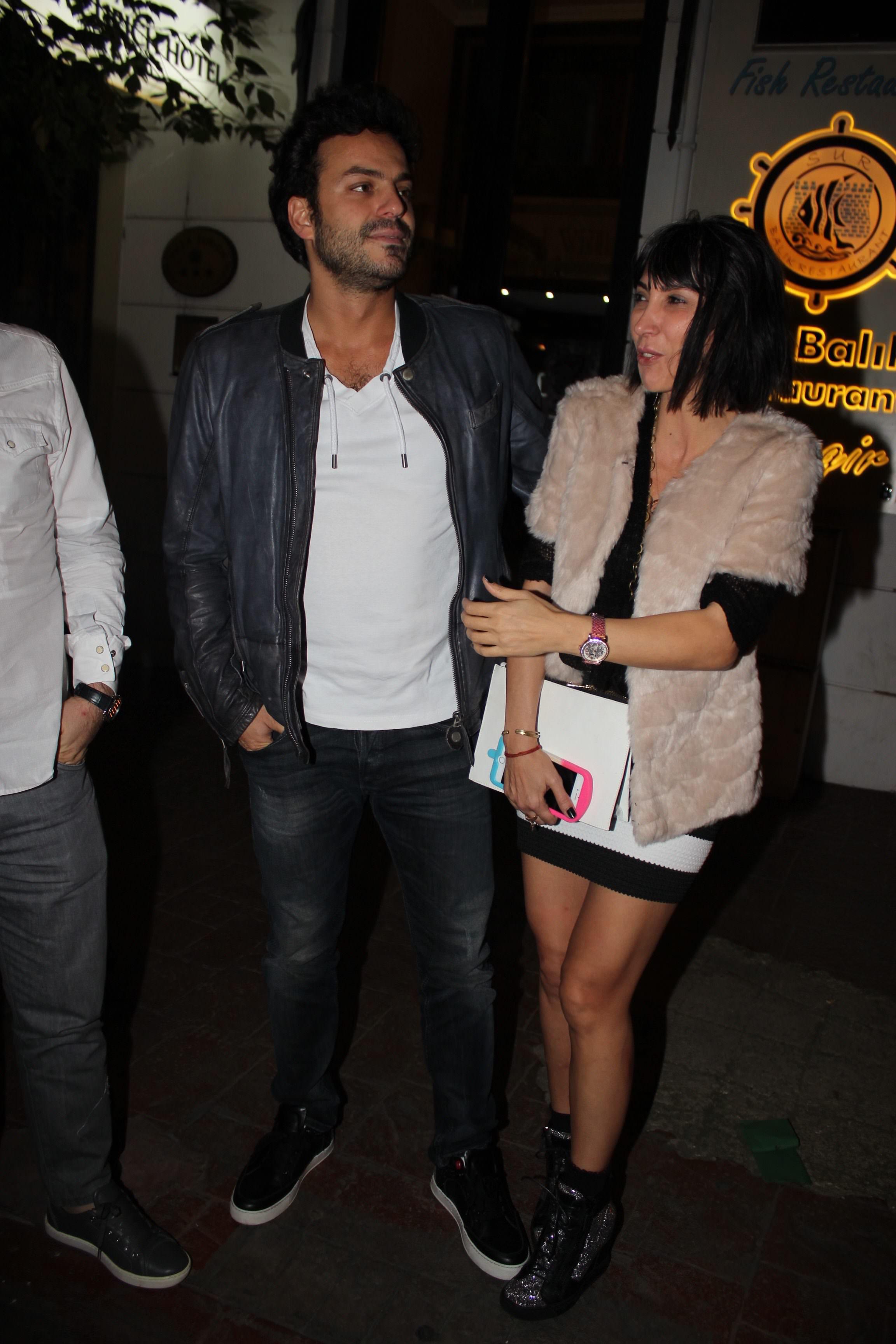 Ozan Öğüt'ten Hande Yener'e özür telefonu