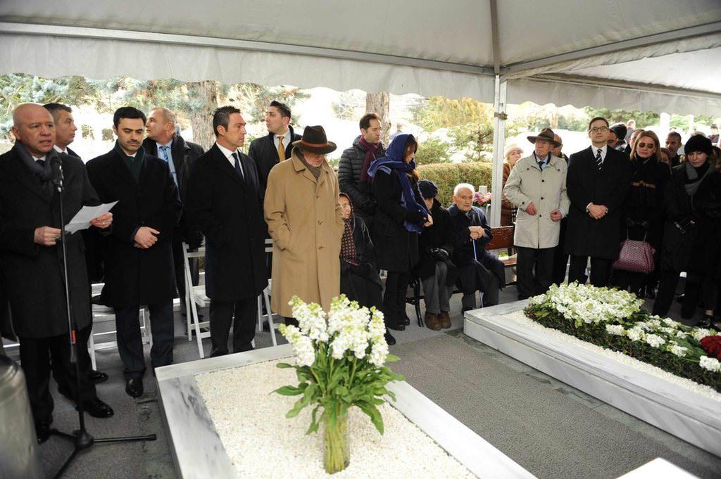 Rahmi Koç'tan oğlunun kankasına ambargo