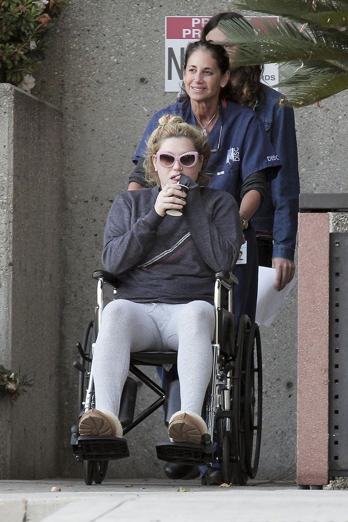 Şarkıcı Kesha'nın o halini görenler şoke oldu