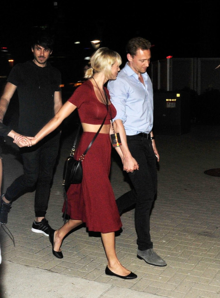 Taylor Swift ile Tom Hiddleston ilişkilerine son noktayı koydu
