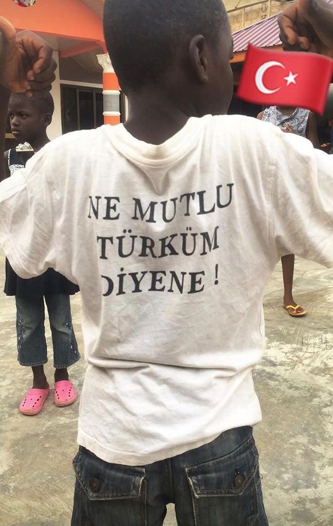 Türkiye'nin iyilik elçisi Gamze Özçelik