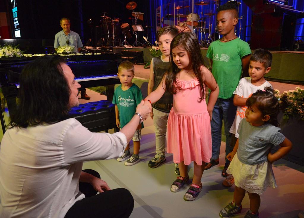 Yanni'den EXPO'da muhteşem konser