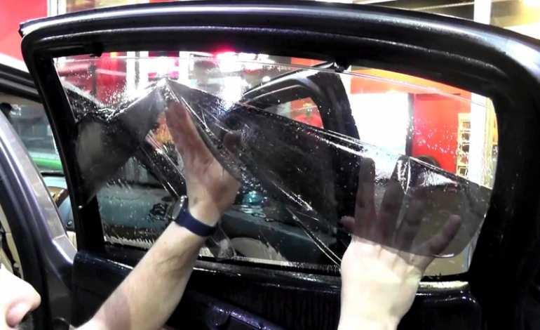 Araçlarda film uygulaması değişti