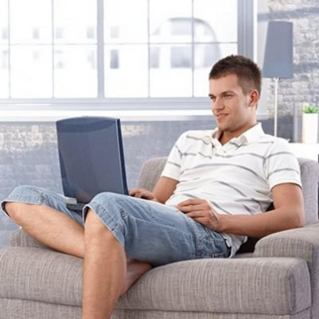 Dizüstü bilgisayar kullanan erkekler dikkat!