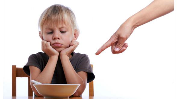 Et yemeyen çocuklara dikkat!