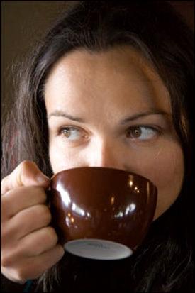 Gebeliğe kahve darbesi