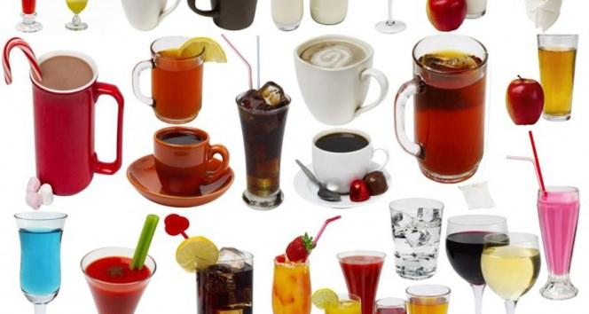 İçecekleri tüketirken dikkat