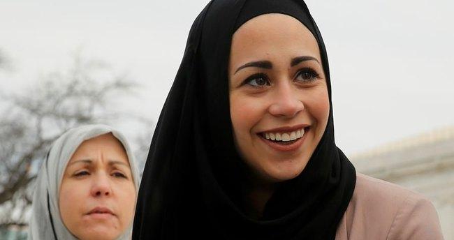 ABD müslüman kızın davasını konuşuyor