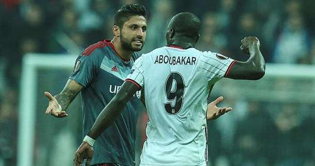 Aboubakar'ı bekleyen büyük tehlike