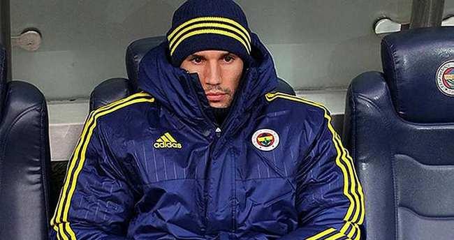 Van Persie Fenerbahçe'den ayrılıyor mu?