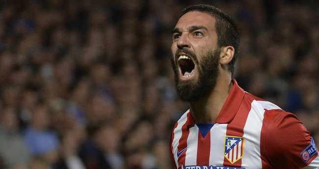 Arda Turan ikinci golü İdil Fırat'tan yedi
