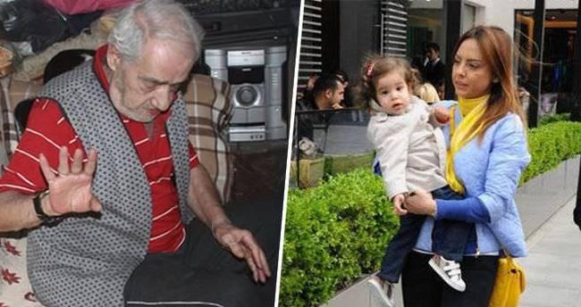 Babası Ebru Gündeş'e sahip çıktı