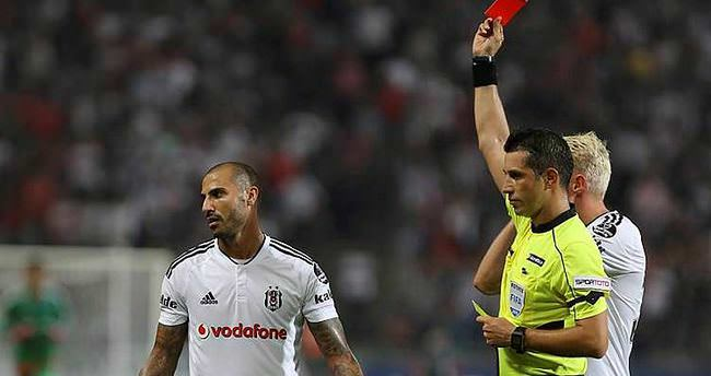 Beşiktaş'ta ortalık karıştı