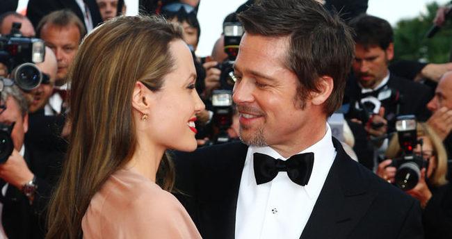 Brad Pitt perişan halde!