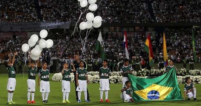 Brezilya Futbol Federasyonu'ndan skandal Chapecoense kararı!