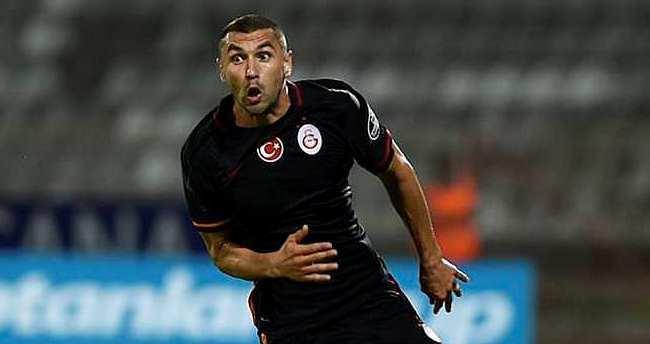 Burak Yılmaz: Galatasaray'dan ayrılmak istiyorum