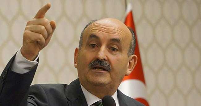 Çalışma ve Sosyal Güvenlik Bakanı Müezzinoğlu'ndan önemli açıklamalar