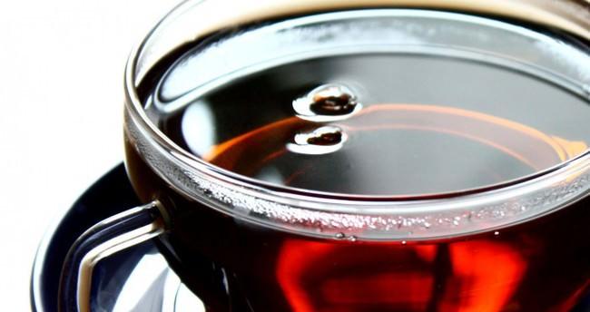 Конъюнктивит черный чай