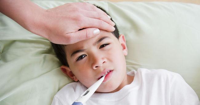 Çocuğunuz gripse bunu sakın yapmayın!