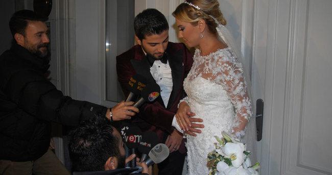 Ece Erken, eşi Serkan Uçar'a yasak koydu