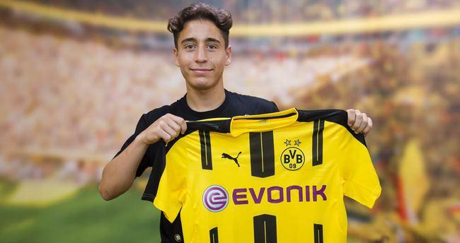 Emre Mor resmen Dortmund'da!
