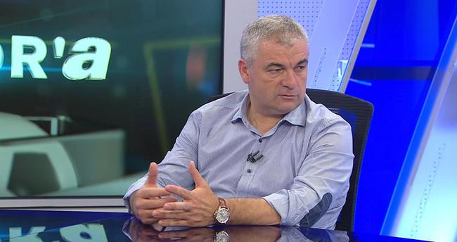 Eren Derdiyok Fenerbahçe'ye mi? Çalımbay A Spor'a açıkladı!