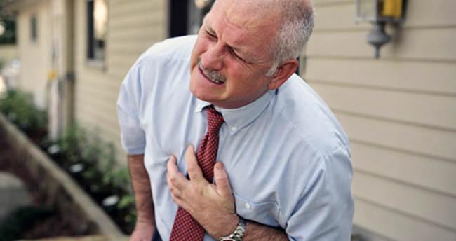 Erkeğin düşmanı kalp krizi