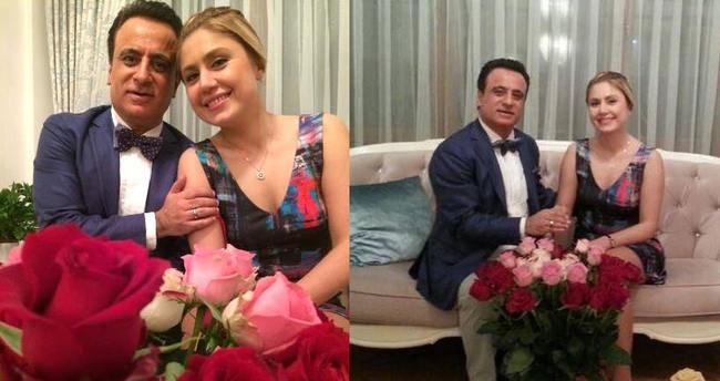 Erol Köse ile Fulden Çetindoğan nişanlandı