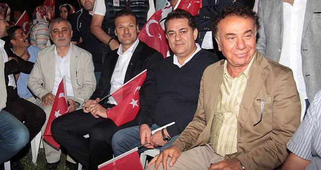 Eskişehirspor, demokrasi nöbetinde