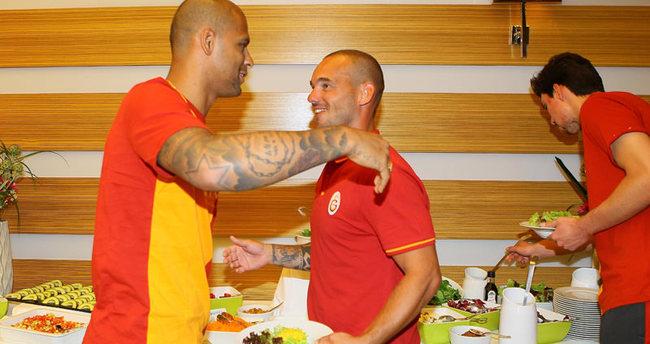 Galatasaraylı futbolcudan olay açıklama