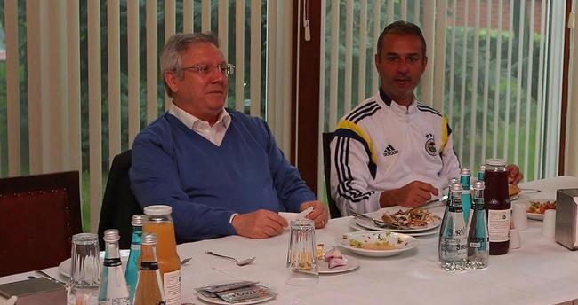 Fenerbahçe Alman ekolüne dönüyor