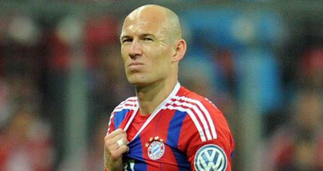 Fenerbahçe Robben'i yüzde yüz alacak