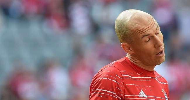 Fenerbahçe'den Robben'e 'hayır'