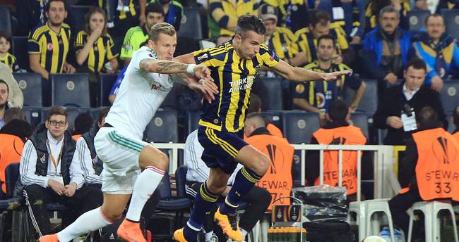 Fenerbahçe Moskova yolcusu