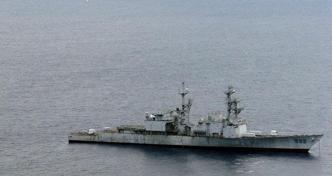 Fransa ABD gemisini batırdı!
