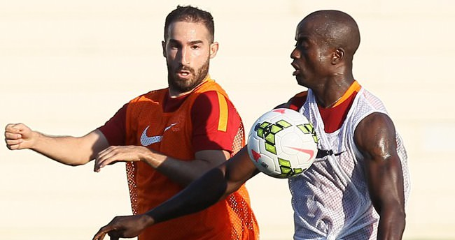Futbolcu menajerinden Galatasaray'a haciz