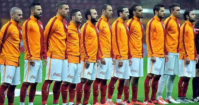 Derbide Galatasaray'ın başında olacak