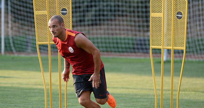 Galatasaray'dan Sneıjder'e şok teklif