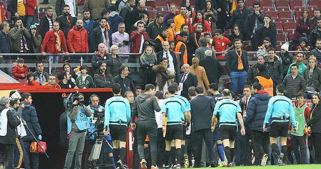 Galatasaray'dan tarihi eylem!