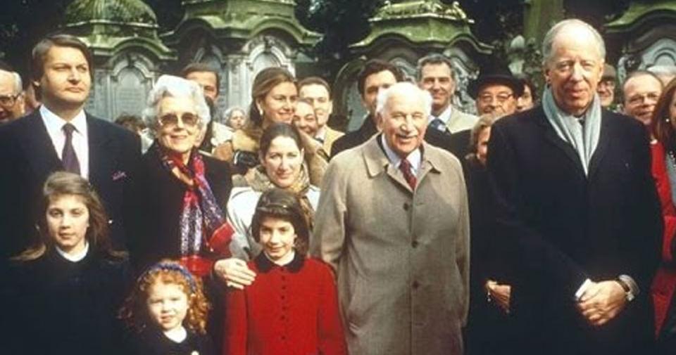 Bilinmeyen birçok yönüyle Rotschild ailesi