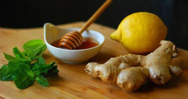 Grip için şifalı bitkiler