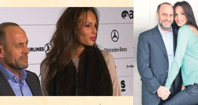 Güzide Duran'ın eşi muhabirlere fena çattı