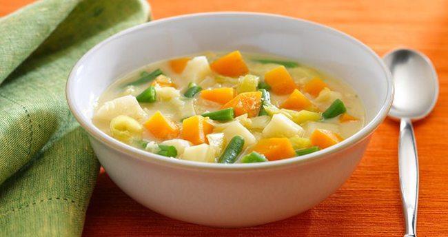 Hastalıklara karşı etkili çorbalar